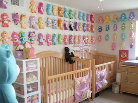 Decora o e projetos decora o para quarto de beb s g meos - Cunas bonitas para bebes ...