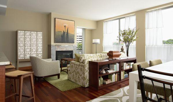 Os projetos para apartamentos pequenos devem levar em conta o conforto e boa acomodação dos moradores (Foto: Divulgação)