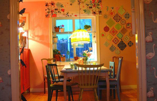 A decoração de casas com detalhes artesanais é uma vertente muito forte atualmente nas tendências de decoração (Foto: Divulgação)