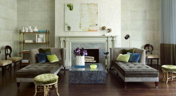 Os detalhes de decoração com veludo estão em alta nesta temporada e se você utilizá-los garantirá visual mais sofisticado para seus ambientes (Foto: Divulgação)