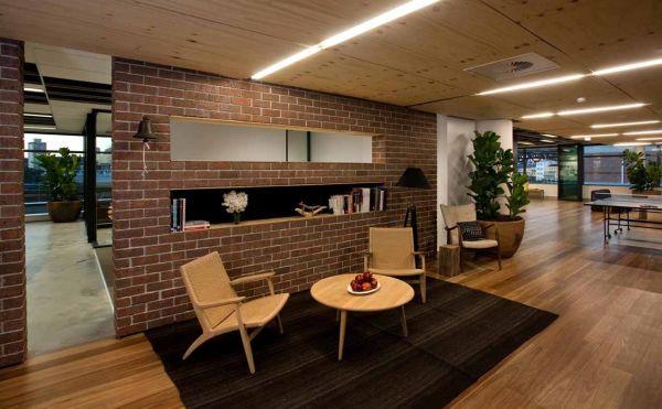 A decoração interna com tijolos pode assumir vários estilos diferentes (Foto: Divulgação)