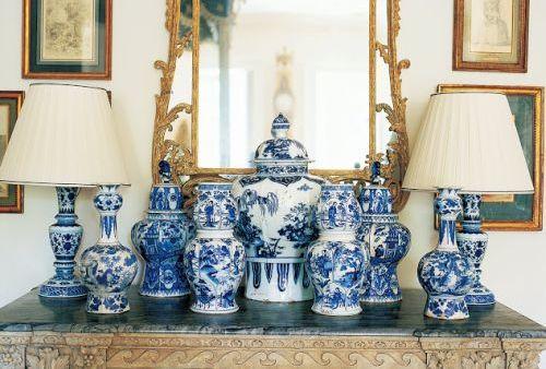 Resultado de imagem para peças de porcelana na decoraçao