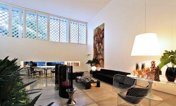 A decoração de ambientes com cobogó repagina facilmente qualquer ambiente (Foto: Divulgação)