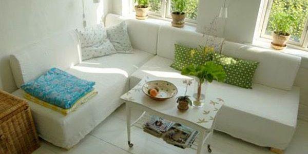 A decoração de espaços pequenos exige elementos que tornem a vida dos moradores muito mais prática (Foto: Divulgação)