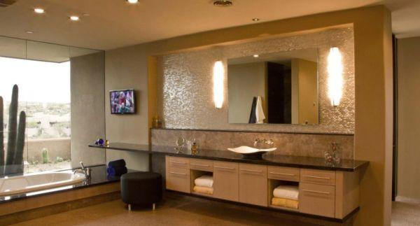 A decoração elegante para casas pode conter elementos mais modernos e despojados, tudo para deixar seu lar mais aconchegante e acolhedor (Foto: Divulgação)