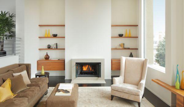 Monte uma bela decoração com prateleiras na sala e deixe este espaço renovado (Foto: Divulgação)