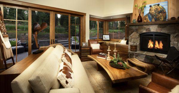 A decoração de ambientes estilo indígena está em alta no universo décor e é uma boa alternativa para quem quer um espaço mais acolhedor (Foto: Divulgação)