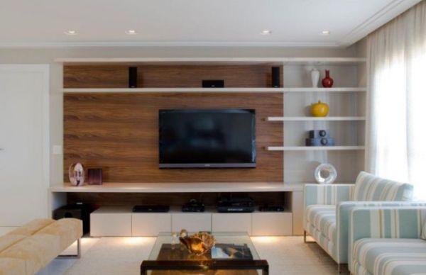 A decoração de ambientes com madeira pode seguir por várias vertentes diferentes, desde as mais rústicas até as mais sofisticadas (Foto: Divulgação)