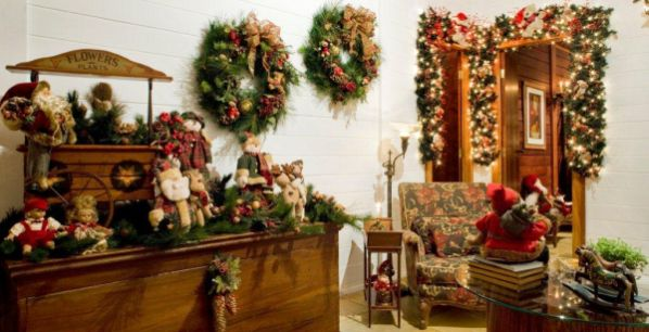 A decoração de Natal para casas pequenas pode ser tão interessante e sofisticada quanto uma decoração de residências maiores (Foto: Divulgação)