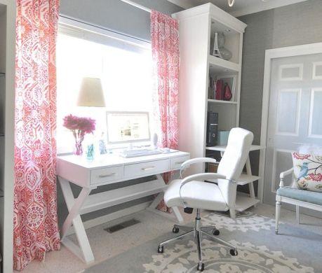 A decoração para salas de trabalho deve ter elementos que facilitem a sua rotina profissional (Foto: Divulgação)