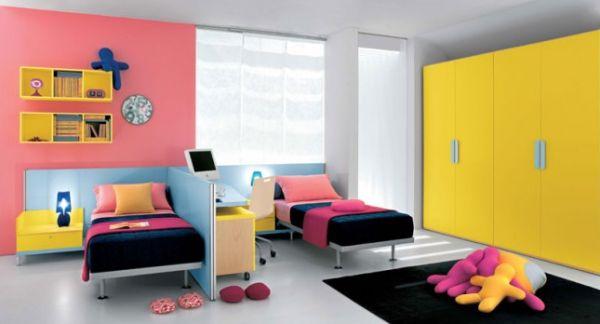 Você pode escolher a cor que você quiser entre as cores para decorar quarto de menina que estão disponíveis atualmente (Foto: Divulgação)