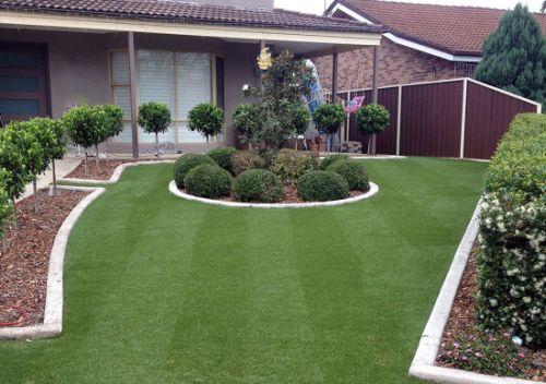 Decoração e Projetos – Decoração de Jardins com Grama Sintética