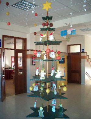 Decoração De Natal Para Escolas