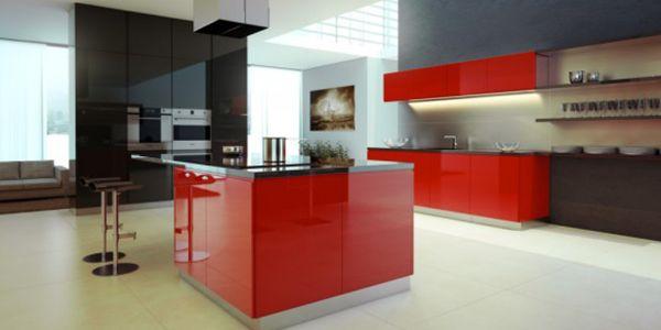 A decoração para cozinhas profissionais deve aliar praticidade e beleza (Foto: Divulgação)