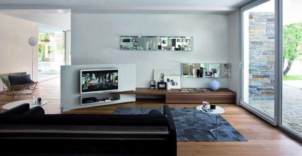 A decoração com portas de correr é uma maneira de diferenciar todo o décor de seu lar (Foto: Divulgação)