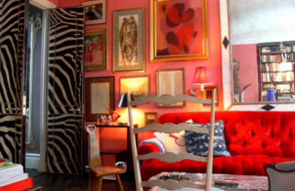 A decoração de casas e ambientes com estilo kitsch é o preferido dos adeptos ao inusitado (Foto: Divulgação)