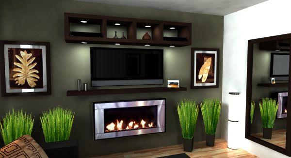 A decoração de sala, quarto e cozinha para homens pode seguir vários estilos diferentes, pois o segmento da decoração está bem democrático atualmente (Foto: Divulgação)