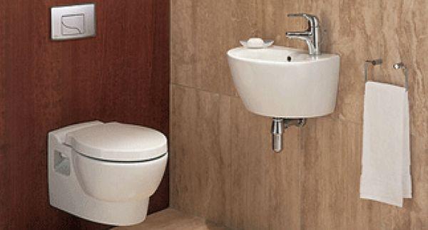 Os projetos de lavabo pequeno podem ser tão especiais quanto os dos lavabos maiores (Foto: Divulgação)