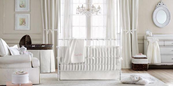 Os projetos para quartos de bebês podem ser bem interessantes mesmo com orçamento apertado (Foto: Divulgação)