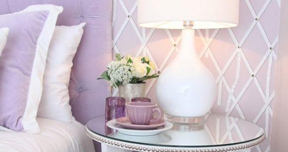 A tendência de cores na decoração 2014 com o rosa-arroxeado é forte e pode ser incorporada desde já (Foto: Divulgação)