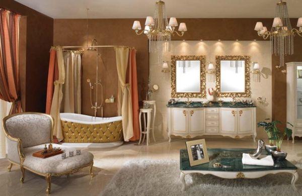 Decoração e Projetos Banheiros de Luxo Decorados -> Banheiros Decorados Luxo