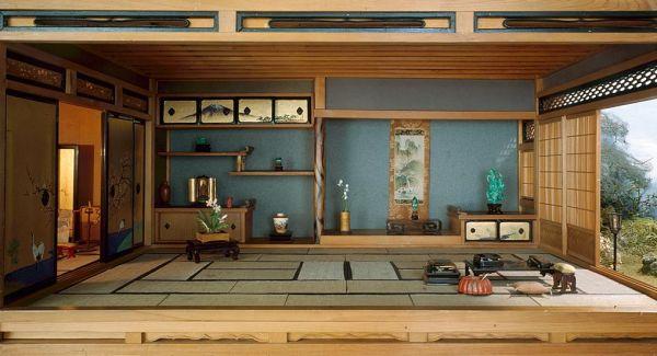 A decoração japonesa para a sala é uma maneira de deixar este ambiente de sua casa muito mais interessante (Foto: Divulgação)