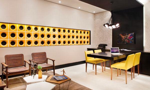 A decoração com cobogó pode estar presente em vários espaços de seu lar (Foto: Divulgação)