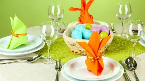A decoração de Páscoa para casas deixará esta época ainda mais festiva e suas crianças ainda mais alegres (Foto: Divulgação)