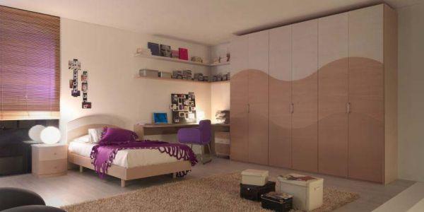 A decoração de quarto com prateleiras é muito interessante e pode ter vários estilos diferentes (Foto: Divulgação)