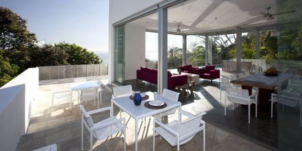A decoração e organização de terraço ficam muito mais fácil quando você já sabe que estilo seguir e o que quer para este espaço (Foto: Divulgação)