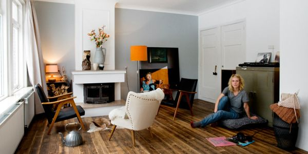 A decoração para uma sala de estar eclética pode conter os elementos que você quiser ou já possuir (Foto: Divulgação)