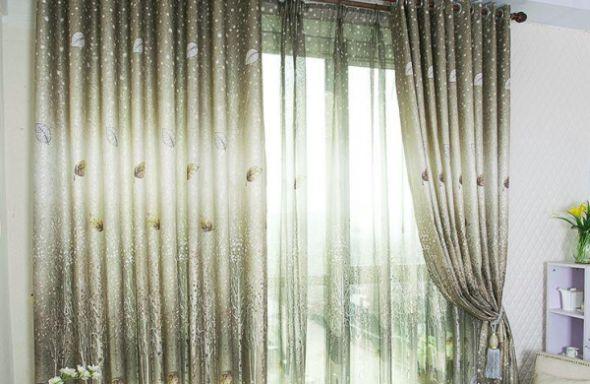 A decoração com blackouts estampados garante visual repaginado para qualquer ambiente de seu lar (Foto: Divulgação)
