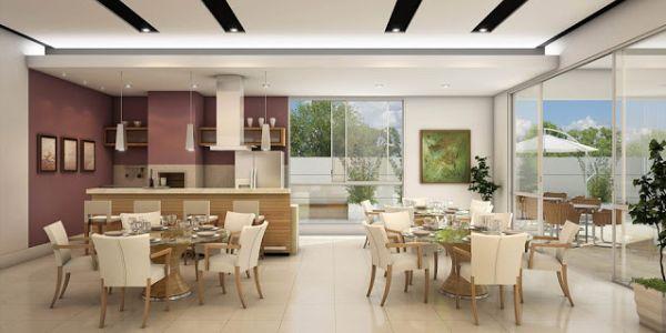 A decoração de cozinhas com churrasqueira é uma forma de incorporar mais descontração aos seus dias (Foto: Divulgação)