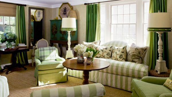 A decoração com a cor verde deixará seus ambientes muito mais divertidos, animados, calmos e diferenciados, invista nesta cor sem medo (Foto: Divulgação)