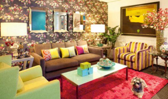 A decoração de ambientes com objetos divertidos é a forma mais rápida de deixar a sua vida mais leve (Foto: Divulgação)