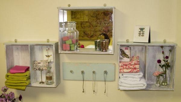 Decorar ambientes com gavetas pode ser o toque que faltava para repaginar o décor de sua casa (Foto: Divulgação)