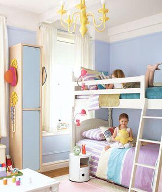 Decora o e projetos decora o de quarto pequeno para duas for Un poco chambre separee