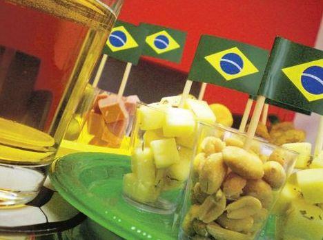 A decoração de restaurante para Copa do Mundo deve seguir religiosamente o estilo já predominante no ambiente (Foto: Divulgação)