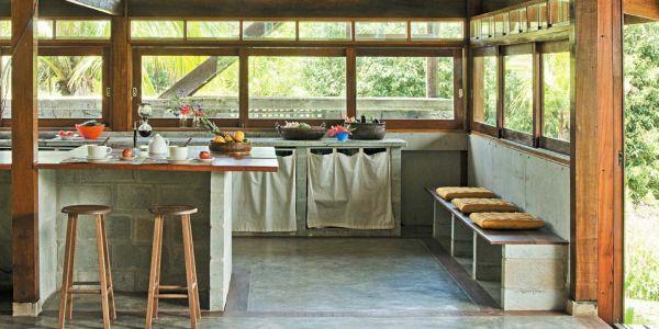 O projeto de cozinha ecológica pode ser mais simples do que você imagina (Foto: Divulgação)