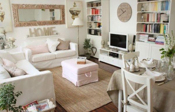 A decoração estilo campestre para ambientes pode ser incorporada em qualquer cômodo, basta agradar à sua personalidade (Foto: Divulgação)