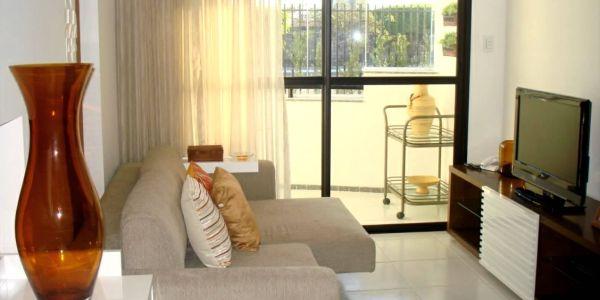 Os projetos de salas pequenas deixam seu ambiente reduzido muito mais charmoso (Foto: Divulgação)