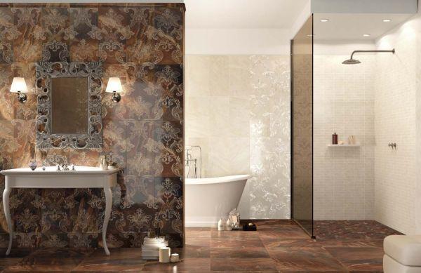 A decoração de banheiros com banheiras pode assumir vários estilos, de açodo com os itens adicionados ao espaço e a sua personalidade (Foto: housearquitectura.com)