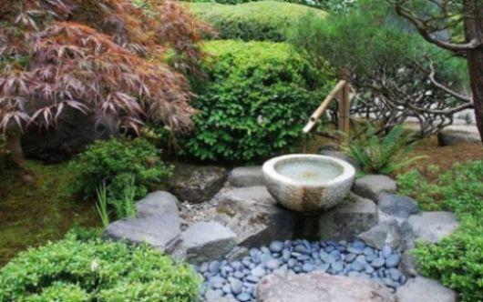 Decora o e projetos decora o de jardim japon s for Pietre per giardino zen