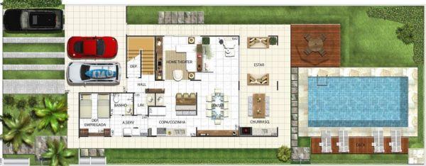 (Foto: projetosparacasas.com.br)