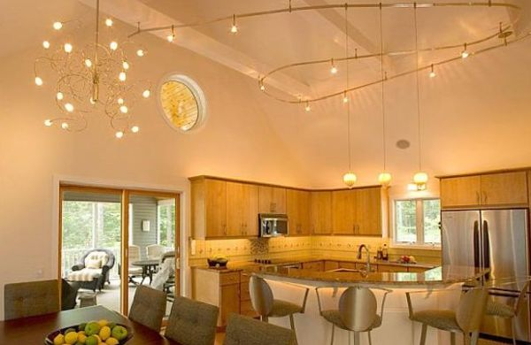 Os projetos de iluminação para sua casa devem ser os mais especiais possíveis (Foto: interioresayd.blogspot.com)