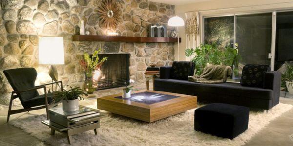 Renovar a decoração da sala é mais fácil do que você imagina, basta usar a criatividade (Foto: decozilla.com)