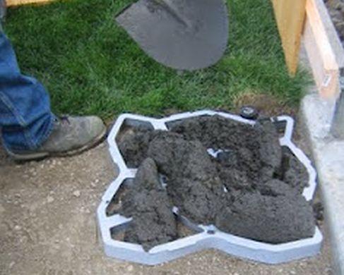 Decora o e projetos como fazer pavimentos para jardins - Piedras para jardin baratas ...