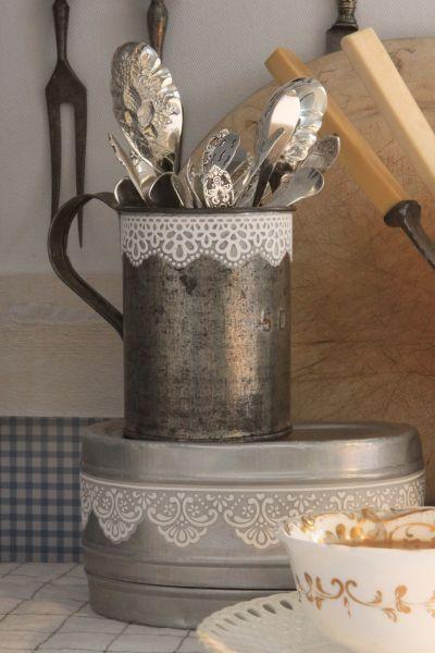 Armario Para Banheiro Com Espelho ~ Decoraç u00e3o e Projetos 15 Ideias de Artesanatos Estilo Vintage para Decoraç u00e3o
