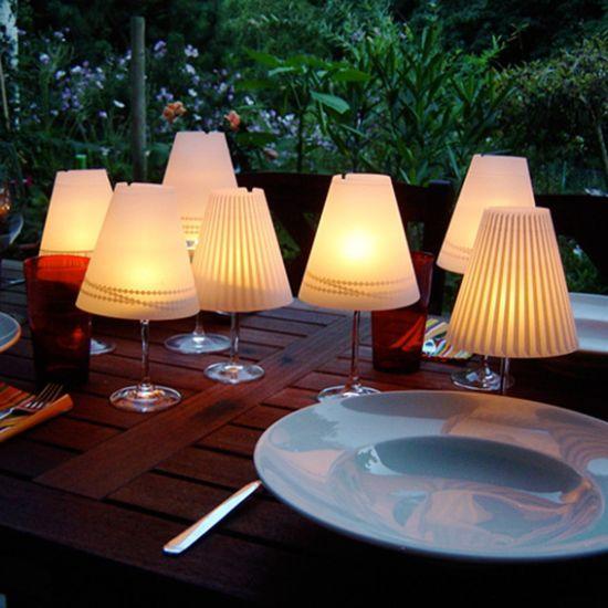 Centros de mesa fáceis de fazer podem ser conseguidos de diversas maneiras (Foto: reciclahomedesign.com.br)