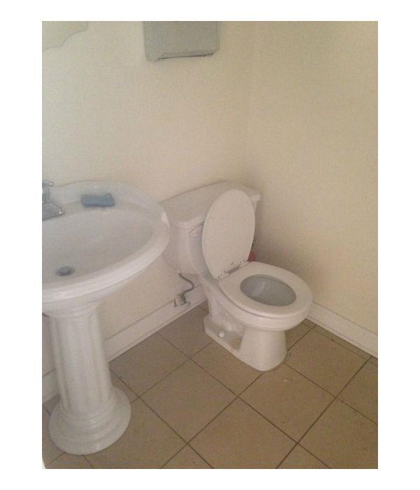 Decoração e Projetos Antes e depois  Banheiro antigo reformado -> Decoracao Para Banheiro Antigo